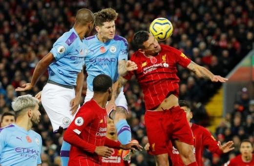 ليفربول يسحق مانشستر سيتي بالدوري الانجليزي