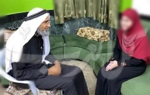 شاهد| رهط: طالبة طب يهودية تشهر إسلامها