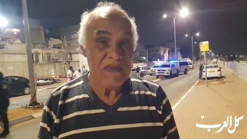 مراد ابو كشك قتل وهو يطعم الحمام امام بيته