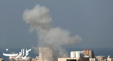 الجيش يجدد لقصف مواقع تابعة للجهاد الإسلامي