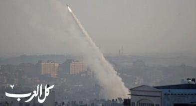 الجيش الاسرائيلي: تم اطلاق 360 قذيفة صاروخية من غزة