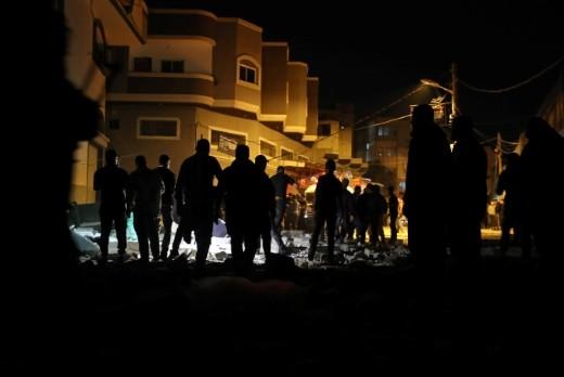 6 شهداء من عائلة واحدة في قصف للجيش الاسرائيلي