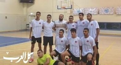 منتخب مدرسة الكرمة يفوز بدوري حيفا ضد العنف