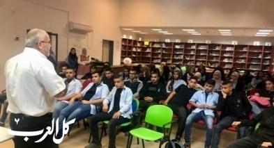 النائب أسامة سعدي يبادر لحملة توعويّة في المدارس