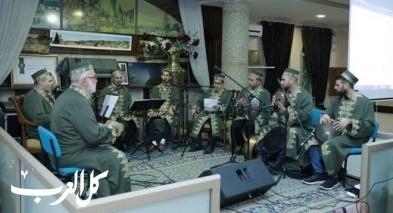 الناصرة: الجامع الأبيض يحتفل بذكرى المولد