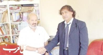 حاتم جوعية: في زيارتي الكاتب سمير أبو الهيجا