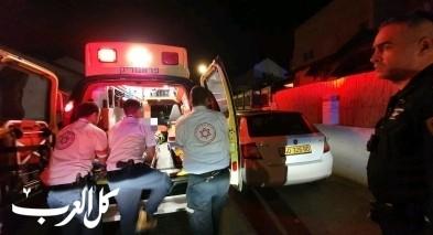 اللد: اصابة رجل بجراح متوسطة بعد تعرضه لاطلاق نار