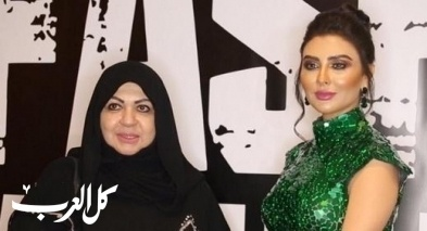 مريم حسين تخطف الأنظار في دبي