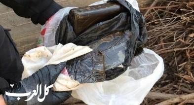 اعتقال شاب (29 عامًا) من عرابة بعد ضبط 12 رزمة حشيش