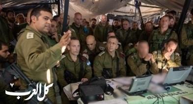 تمرين مفاجئ لالاف الجنود في الشمال