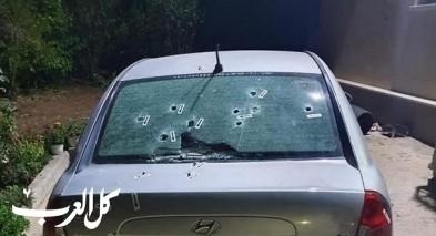 عرابة: اطلاق وابل من الرصاص على منزل