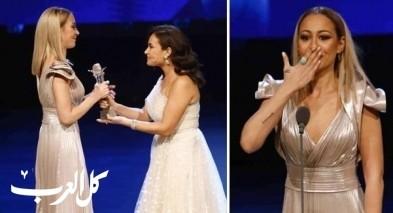 تكريم منة شلبي بمهرجان القاهرة السينمائي