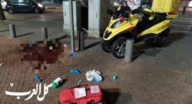 تل أبيب: إصابة شاب إثر تعرّضه للطعن