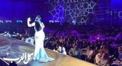 جوهرة الطرب العربي ديانا كرزون تتألق في لاس فيجاس