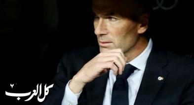 زين الدين زيدان: ريال مدريد جاهز دائما للمواجهات