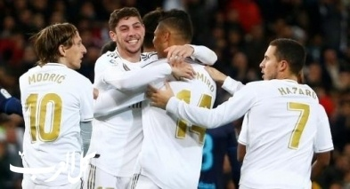 ريال مدريد يضغط على برشلونة بالانتصار على سوسيداد