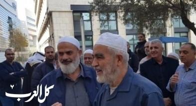 حماس تدين الحكم بحق الشيخ رائد صلاح