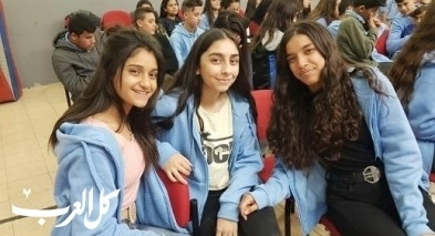 انتخاب الطالبة عدن بشوتي رئيسة لمجلس الطلاب البلدي