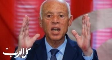 الرئيس التونسي يدعو لانقاذ الشعب الفلسطيني من الابادة