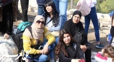 زيارة لوبية المهجرة ضمن مبادرة وطن بمشاركة العشرات
