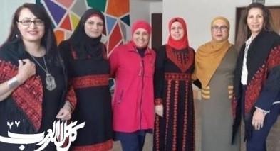 سخنين:مدرسة جمال طربية الثانوية تحيي يوم التراث