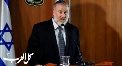 مندلبليت: نتنياهو غير ملزم بالاستقالة