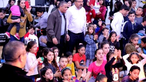 اختتام اليوم الأول من مهرجان بستان المرج الثقافي