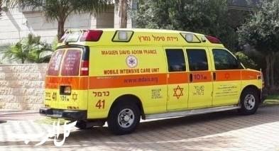 مصادر طبية-اللد: إصابة رجل بصعقة كهربائية