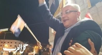 شعاع منصور مصاروة يفوز برئاسة بلدية الطيبة