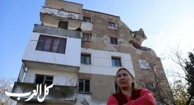 الأقوى منذ 30 عاما.. قتلى بزلزال ضرب ألبانيا..صور