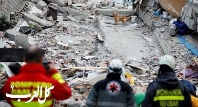 إرتفاع عدد ضحايا زلزال ألبانيا لـ39 قتيلا و650 جريحا