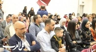 عرض مسرحية الخازوق في كفرقرع