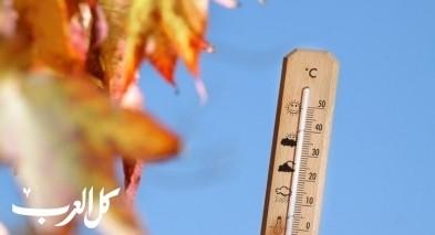 حالة الطقس: أجواء مستقرة ومعتدلة