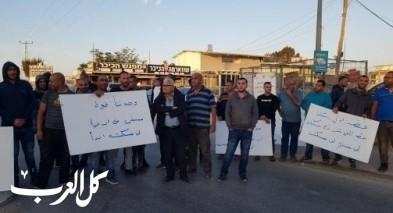 شبح الهدم يهدد بيوت في قلنسوة وتظاهرة في مدخل البلدة