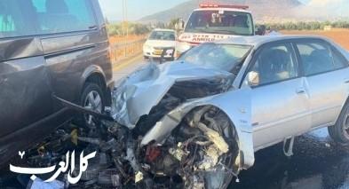 مصرع سيدة (49 عامًا) في حادث طرق على شارع 767