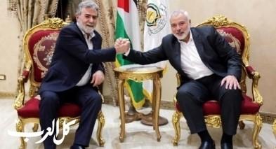حماس والجهاد الإسلامي تجتمعان في القاهرة