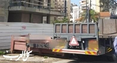 تل أبيب: سقوط عامل عن ارتفاع في ورشة بناء