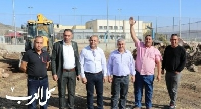 كفرمندا: المجلس يباشر بإنشاء أول حديقة عامة