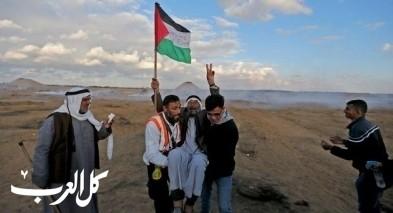 37 اصابة بنيران الجيش الاسرائيلي في غزة