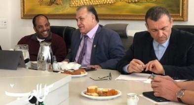 الناصرة: زيارة وزارة المساواة وقسم الميزانيات