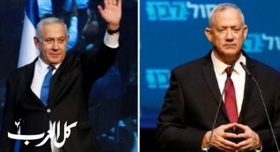 نتنياهو يدعو لاجراء انتخابات مباشرة بينه وبين غانتس