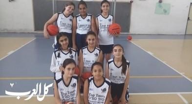 عين ماهل: مدرسة كرة السلة للاولاد والبنات