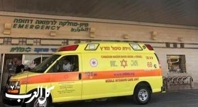 الجليل الغربي: العثور على شاب مصاب إثر تعرضه للطعن