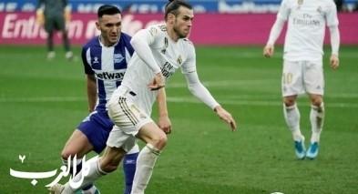 عودة جاريث بيل وناتشو الى قائمة ريال مدريد