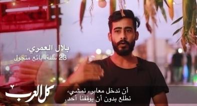 ماذا لو – شباب من غزة يتحدثون عن معنى حرية التنقّل