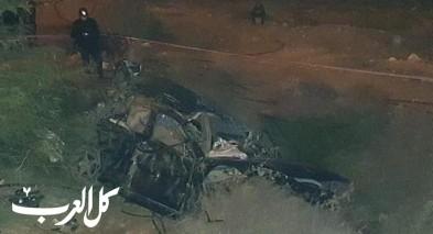 حادث بالنقب: مصرع علي الرباعنة ومهدي النصاصرة