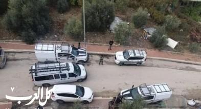زلفة: الشرطة تقتحم بيت الشيخ محمد أمارة