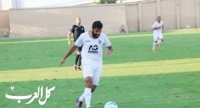 هشام كيوان يوقع مع اتحاد مجد الكروم