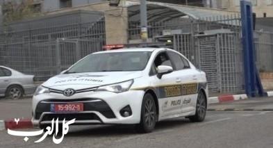 الضفة الغربية: إصابتان جرّاء حادث طرق بين سيارتين