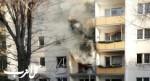 المانيا:مصرع شخص وإصابة 25 آخرين بإنفجار